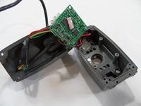 Samochodowa niemiecka kamera cofania wtyczka podobna do PS/2- podłączenie. Park5