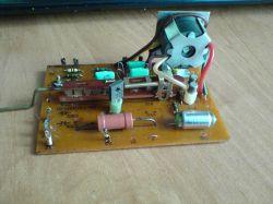 Unitra MS 2405S - lewy kanał gra ciszej o połowę mocy