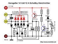 CRS 50 - Jak podłączyc regulator 5 pin?