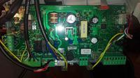 De Dietrich MCR II 24/28 mi, zmiana płyty sterującej, działa CO nie działa CWU