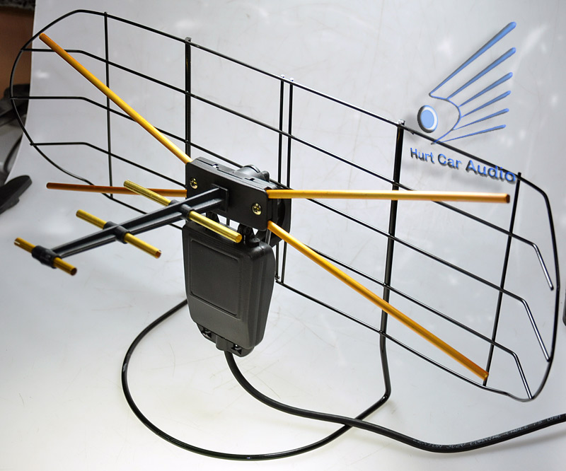 Сделать антенну для цифрового телевидения своими руками с усилителем 3