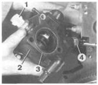 Ford Escort 1,6 MKVII - czujniki w układzie chłodzenia