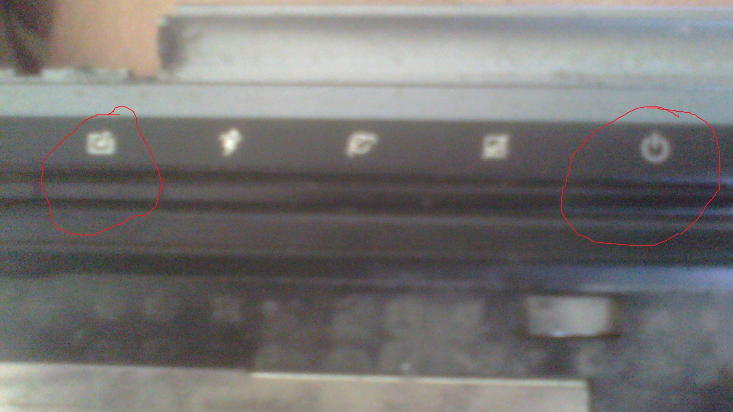 ASUS F5SL - Czarny ekran podczas w��czania