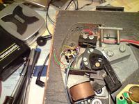 Gramofon Unitra GS431 - silnik się wyłącza