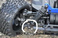 BSD Racing Dune Racer - Recenzja dla zainteresowanych tym pojazdem