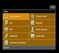 HDMI - Dekoder pod monitor -