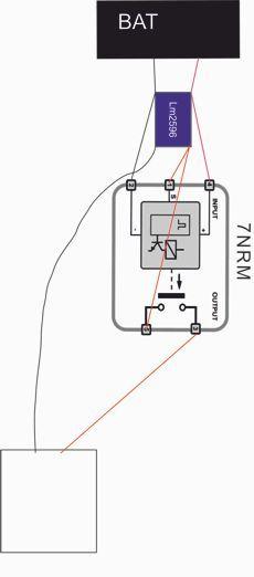 przetwornica lm2596s a zabezpieczenie przed uszkodzeniem potencjometru