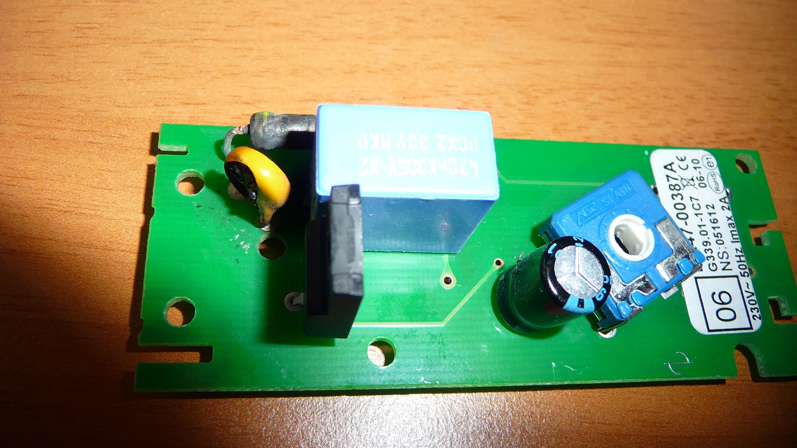 termostat elektroniczny lod�wki Amica BK232.5