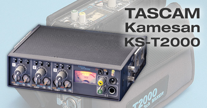 Tascam Kamesan KS-T2000 manual EN