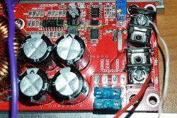 Przetwornica TL494 1200W 20A niesprawna regulacja ograniczenia prądu