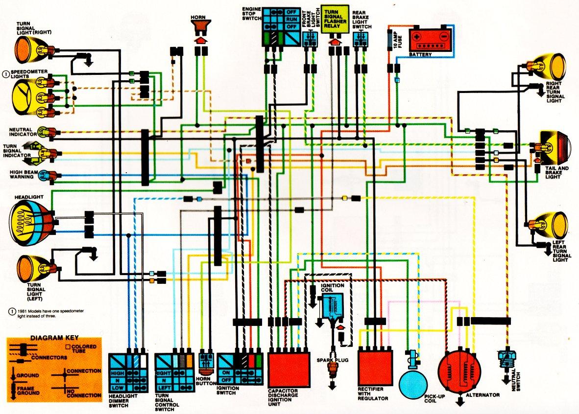 Xl500s Wiring Diagram - Wiring Diagram Go on