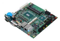LV-67W - płyta Mini-ITX z i7-8850H i 6 portami UART