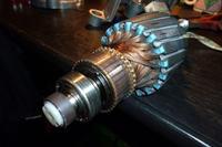 Pralka Amica PA 5560a411, dziwne d�wi�ki silnika