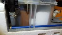 Amica ZIA6628-przestaje pracować po 2 minutach od uruchomienia mycia-błąd E1