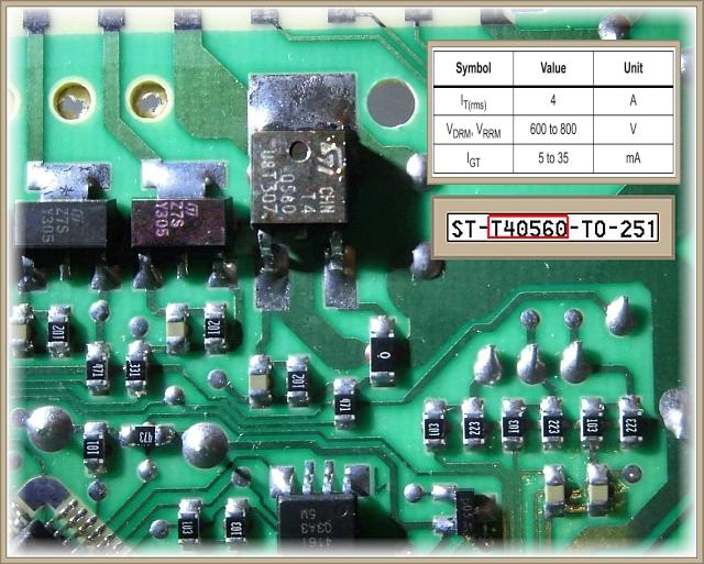 Zmywarka ariston LS 248 TX - pompa myjąca