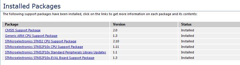[ARM]Crossworks - konfiguracja projektu, bootloader STM32 - pytanie