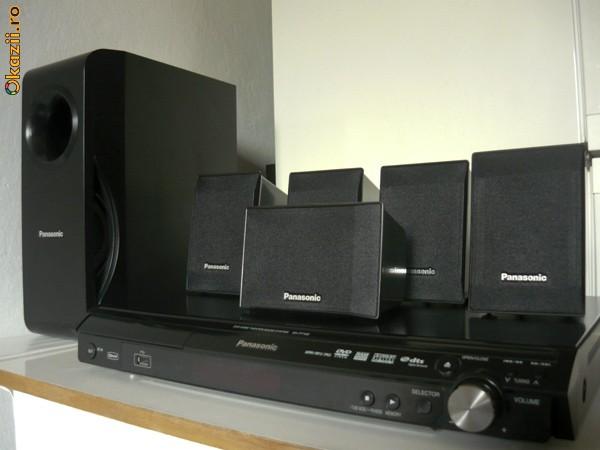 G�o�niki od DVD Panasonic jako nag�o�nienie domowe