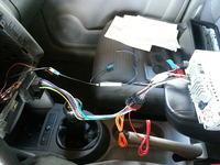 podłączenie radia Pioneer do VW Caddy