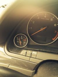 Audi A4 B6 2001 - Wskaźnik poziomu paliwa oraz temperatury nie działa poprawnie