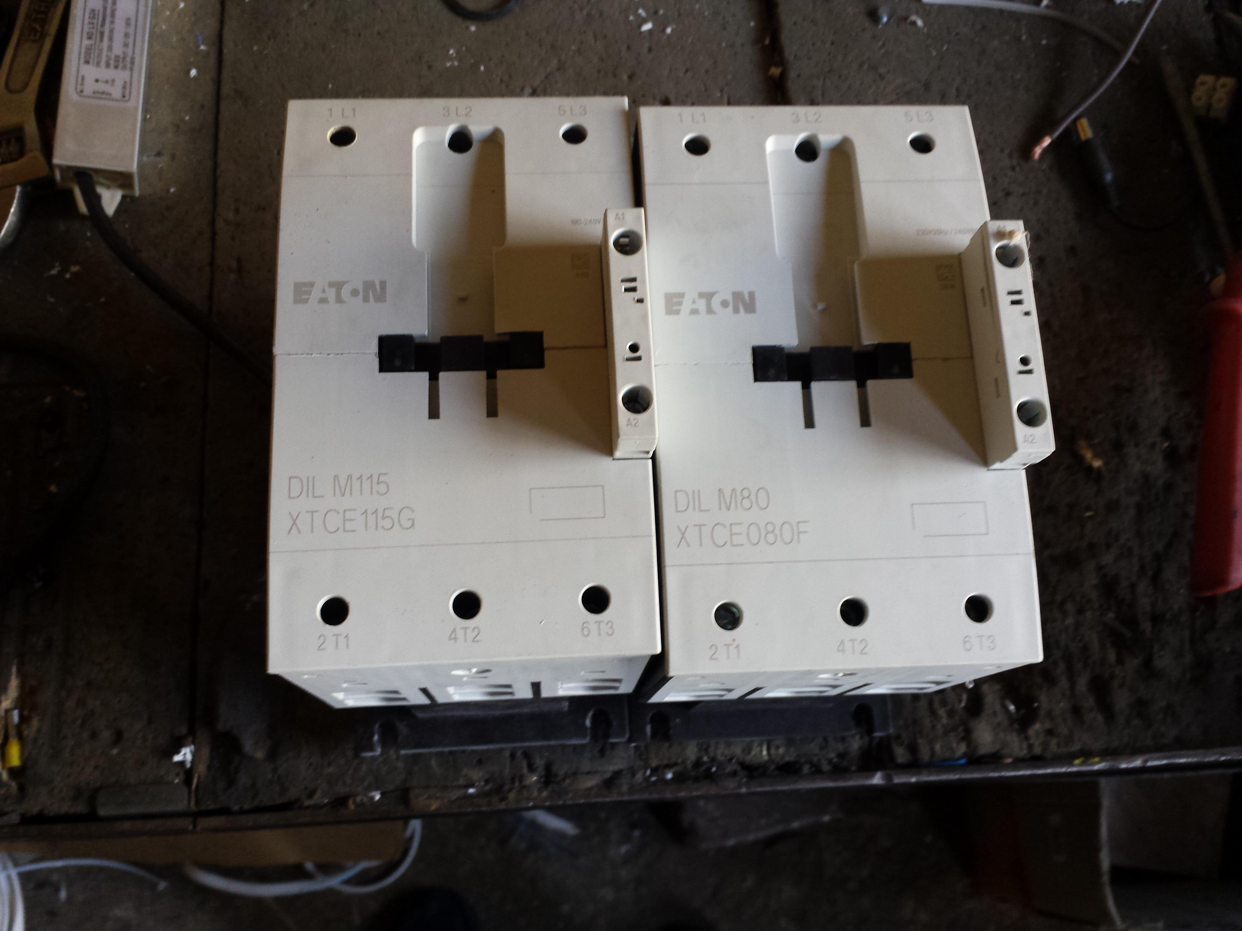 [Sprzedam] Stycznik DILM 115 oraz DILM 80 NOWE