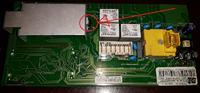 Amica PCP5510B623-Błąd E11-Wymiana triaka po awari blokady drzwi.
