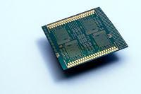 8-bitowy procesor z cienkowarstwowych tranzystorów TFT dla układów drukowanych