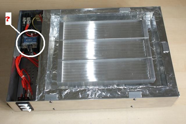 Preheater / podgrzewacz do p�yt PCB