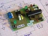 Atmega8A - Komputer nie wykrywa programatora (USBasp Lc Technology)