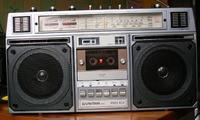 głośniki od starych wież - podłączenie do telefonu/mp3