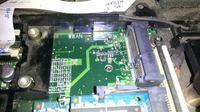 HP ProBook 4515s - uszkodzona p�yta g��wna
