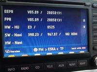 Nawigacja samochodowa passat b6 nie moge wgrac Firmware