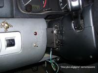 """Przycisk""""start-stop""""w samochodzie(modernizacja2)"""