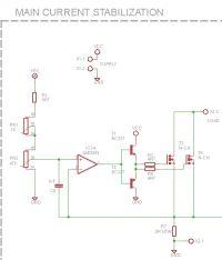 Sztuczne obciążenie na tranzystorze IGBT - wzbudzanie