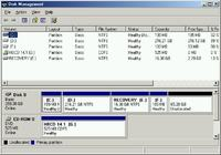 Presario CQ56-115SW - partycja Recovery - nie działa