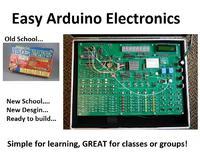 DuinoKit - zestaw do nauki elektroniki i programowania