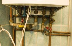 junkers - jak dolać wody do ukladu gdzie zawór