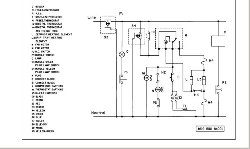 """Lodówka Whirlpool ARG 910/G/WP """"rozmrażanie"""""""