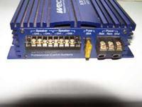 Wzmacniacz samochodowy na zasilaczu komputerowym500W 12v-20A