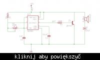 Generator i glosnik 8 Ohm