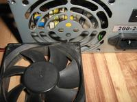 Jak wymienić wentylator w zasilaczu? FanSwap.