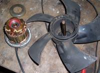 Jak rozebrać spalony silnik?