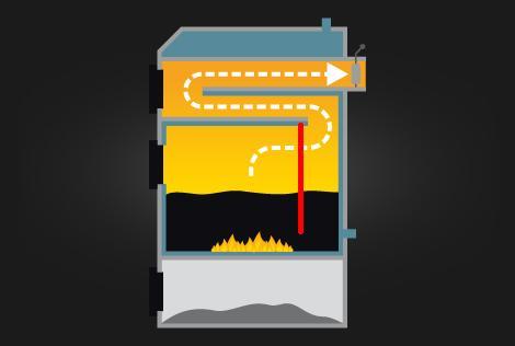 Dlaczego nalezy unikać palenia mokrym węglem w piecu?