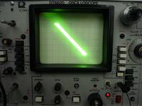 Oscyloskop DT6620 problem z wyzwalaniem.