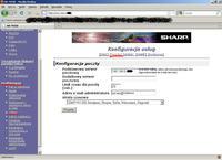 Sharp AR-M350 skanowanie na e-mail