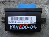 Renault Kangoo 1.4 bezyna uszkodzony sterownik centralnego