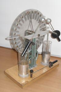 Maszyna elektrostatyczna serwis, potrzebny patent i jedna cz��(zdj�ci w opisie)