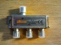 Instalacja antenowa SAT + DVB-T (Azart) + Kablówka