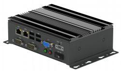 TBOX-4000 - wzmocniony komputer USFF z Atom D2550