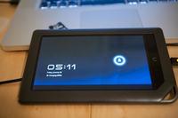 Zhackowany Nook Color z Androidem 3.0 Honeycomb