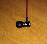 Słuchawki Beats Audio - douszne - otworzenie obudowy